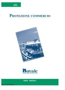 Navale - Protezione Commercio Furto Cristalli - Modello PCA02 Edizione 02-2009 [14P]