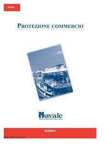 Navale - Protezione Commercio Incendio - Modello PCA01 Edizione 02-2009 [14P]