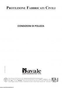 Navale - Protezione Fabbricati Civili - Modello Pfc01 Edizione 02-2010 [28P]