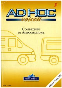 Nuova Tirrena - Ad Hoc Veicoli - Modello 12.68 Edizione 10-2001 [SCAN] [76P]