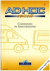 Nuova Tirrena - Ad Hoc Veicoli - Modello 12.72 Edizione 04-1998 [SCAN] [76P]