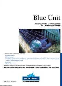 Nuova Tirrena - Blue Unit - Modello 26.591 Edizione 12-2005 [56P]