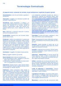 Poste Assicura - Posta Protezione Condominio - Modello 0006 Edizione 04-2010 [32P]