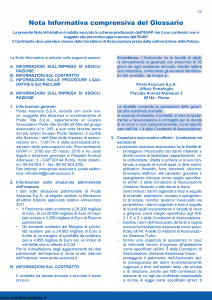 Poste - Posta Protezione Casa - Modello 0085 Edizione 07-06-2012 [43P]