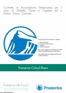Pramerica - Pramerica Critical Illness - Modello crill Edizione 07-2011 [48P]