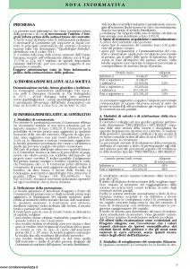 Quadrifoglio - Melodia - Modello s70266-moass0017 Edizione 04-2002 [6P]