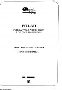 Quadrifoglio - Polar - Modello s70203 Edizione 01-1998 [SCAN] [8P]