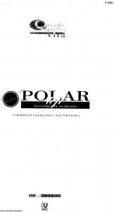 Quadrifoglio - Polar Top - Modello s70230-m3av0024 Edizione 04-1999 [SCAN] [8P]