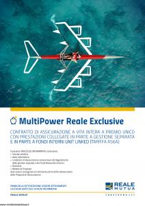 Reale Mutua - Multipower Reale Exclusive (Tariffa A56A) - Modello vit8248 Edizione 06-2018 [76P]