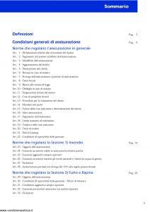 Royal&Sunalliance - Shop Plan Assicurazione Esercizi Commerciali - Modello 1280 Edizione 01-2005 [50P]