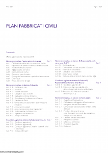 Rsa - Plan Fabbricati Civili - Modello 1329-1 Edizione 01-01-2011 [28P]