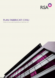 Rsa - Plan Fabbricati Civili - Modello 1329 Edizione 09-2009 [34P]