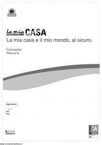 Sai - La Mia Assicurazione Casa - Modello 11266 Edizione 04-2006 [82P]