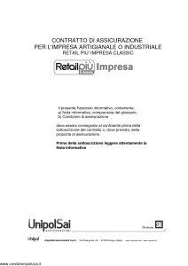 Sai - Retail Piu' Impresa Classic - Modello 1955 Edizione 01-2014 [84P]