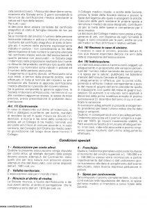 Sapa - Sanitaria Assicurazione Indennita' Giornaliera - Modello p-648 Edizione 10-1992 [5P]