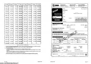 Sara - Asso Assicurazione Spese Sanitarie Ospedaliere - Modello 316-mir Edizione 10-1986 [18P]