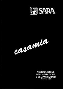 Sara - Casamia - Modello 33-cm Edizione 01-2002 [27P]