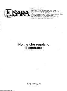 Sara - Confort - Modello 311-mir Edizione 09-1991 [19P]