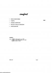 Sara - Confort - Modello 311-mir Edizione 10-1990 [19P]