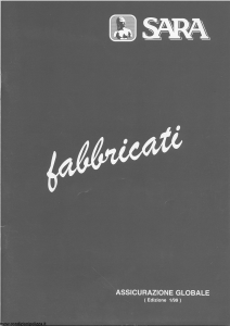 Sara - Fabbricati - Modello 31ac Edizione 01-1999 [25P]