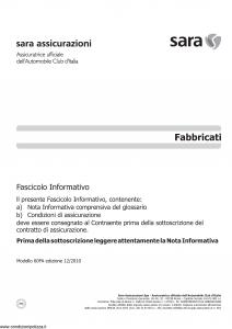 Sara - Fabbricati - Modello 60fa Edizione 12-2010 [37P]
