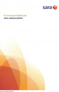 Sara - Il Contratto Fabbricati - Modello 31ac Edizione 02-2002 [32P]
