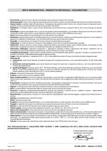 Sara - Motocicli Ciclomotori - Modello 60mc Edizione 12-2010 [28P]