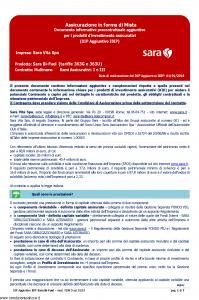 Sara - Sara Bi-Fuel Tariffe 363G E 363U Dip Aggiuntivo - Modello v398 Edizione 01-01-2019 [7P]
