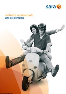 Sara - Sara Due Ruote - Modello 258-b3 Edizione 08-2009 [41P]