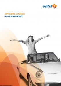 Sara - Sara Free - Modello 269-c Edizione 08-2009 [74P]