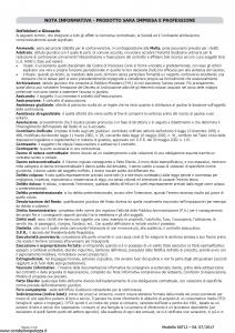 Sara - Sara Impresa E Professione - Modello 60tli Edizione 07-2017 [16P]