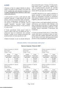 Sara - Sara Life Multistrategy Premi Ricorrenti - Modello l361-07 Edizione 03-2007 [58P]
