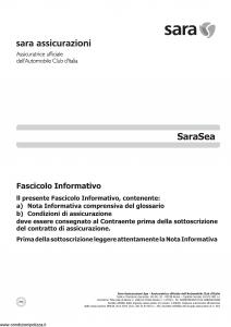 Sara - Sarasea - Modello 60ud Edizione 12-2010 [30P]