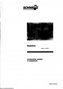 Schweiz - Habitat - Modello ae3901 Edizione 02-1996 [SCAN] [34P]