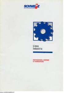 Schweiz - Linea Industria - Modello ae57n02 Edizione 06-1995 [SCAN] [43P]