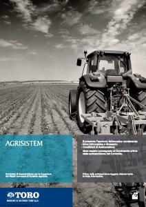 Toro - Agrisistem Polizza Futuro Azienda Agricola - Modello pc059a100-o11 Edizione 05-2012 [46P]