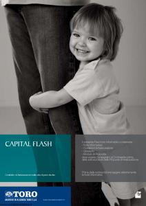Toro - Capital Flash - Modello cb001109.310 Edizione 28-02-2010 [22P]