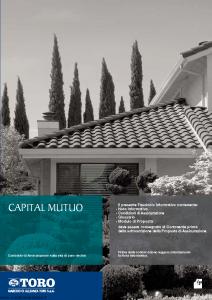 Toro - Capital Mutuo - Modello cb001102.512 Edizione 31-05-2012 [34P]