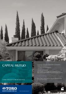 Toro - Capital Mutuo - Modello cb001102.909 Edizione 10-2009 [34P]