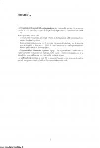 Toro - Linea Aziende Polizza Assicurazione Incendio Rischi Industriali - Modello pb035771.594 Edizione 1994 [28P]