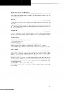 Toro - Master Casa Polizza Modulare Che Protegge I Tuoi Beni - Modello pb59b100.d00 Edizione 16-01-2001 [44P]
