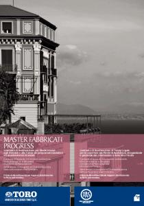 Toro - Master Fabbricati Progress - Modello pb59g200.311 Edizione 28-02-2011 [78P]
