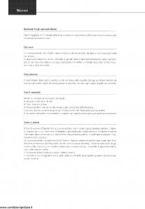 Toro - Master Sistema Garanzie Casa E Famiglia - Modello pb59b100.796 Edizione 10-06-1996 [44P]