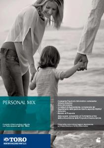 Toro - Personal Mix - Modello cb001252.511 Edizione 30-04-2011 [62P]