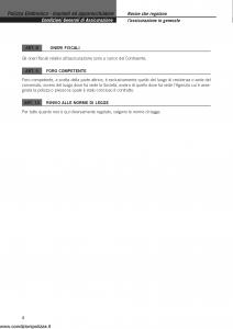 Toro - Polizza Elettronica Impianti Ed Apparecchiature - Modello pb036600.d94 Edizione 01-2001 [18P]