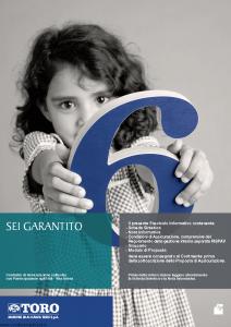 Toro - Sei Garantito - Modello cb001188.d10 Edizione 30-11-2010 [42P]