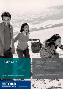 Toro - Tempovita - Modello cb001114.310 Edizione 28-02-2010 [34P]