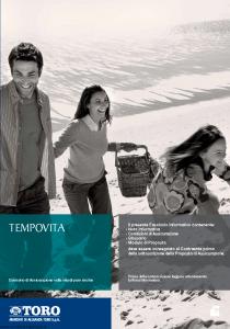 Toro - Tempovita - Modello cb001116.d12 Edizione 01-12-2012 [30P]