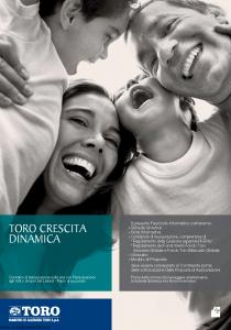 Toro - Toro Crescita Dinamica - Modello ar001305.n11 Edizione 31-10-2011 [70P]