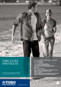 Toro - Toro Extra Vantaggio - Modello cb001254.210 Edizione 31-12-2009 [42P]